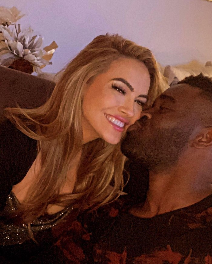 Chrishell Stause Reveals DWTS Keo Motsepe Pursued Her Before They Started Dating Instagram