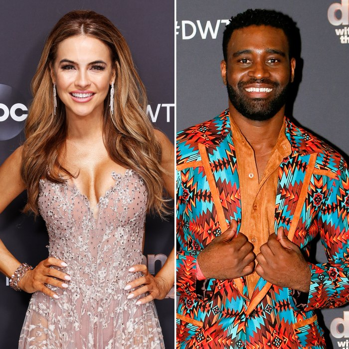 Chrishell Stause Reveals When She and DWTS' Keo Motsepe Told Friends About Their Relationship
