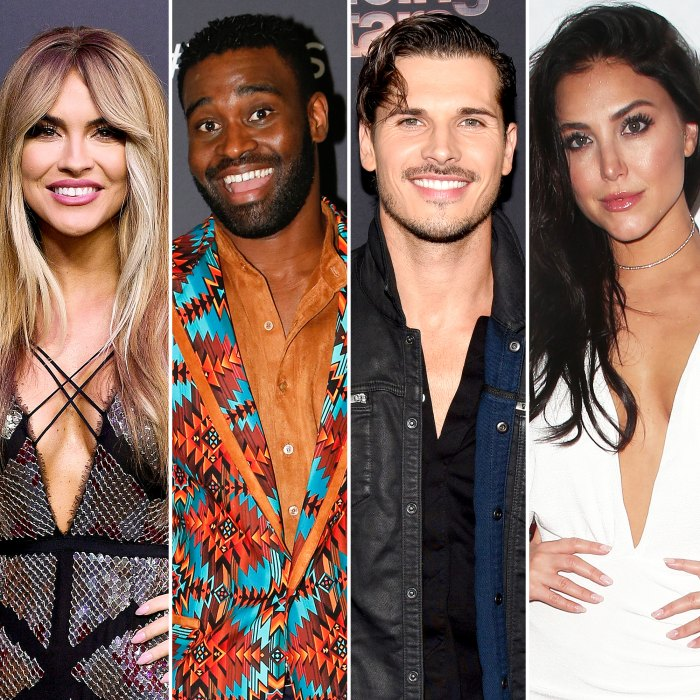 Chrishell Stause and Keo Motsepe and Gleb Savchenko and Cassie Scerbo Were Super Lovey Dovey on Couples Vacation