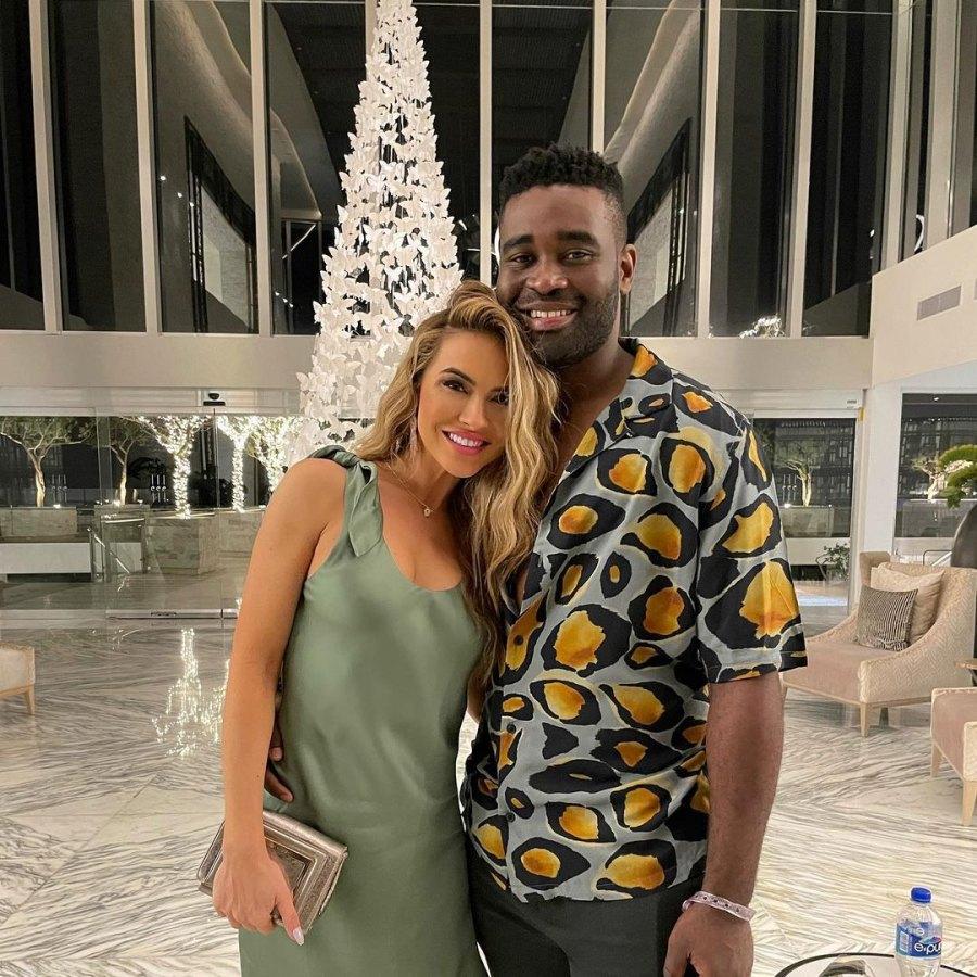Chrishell Stause and Keo Motsepe's Relationship Timeline