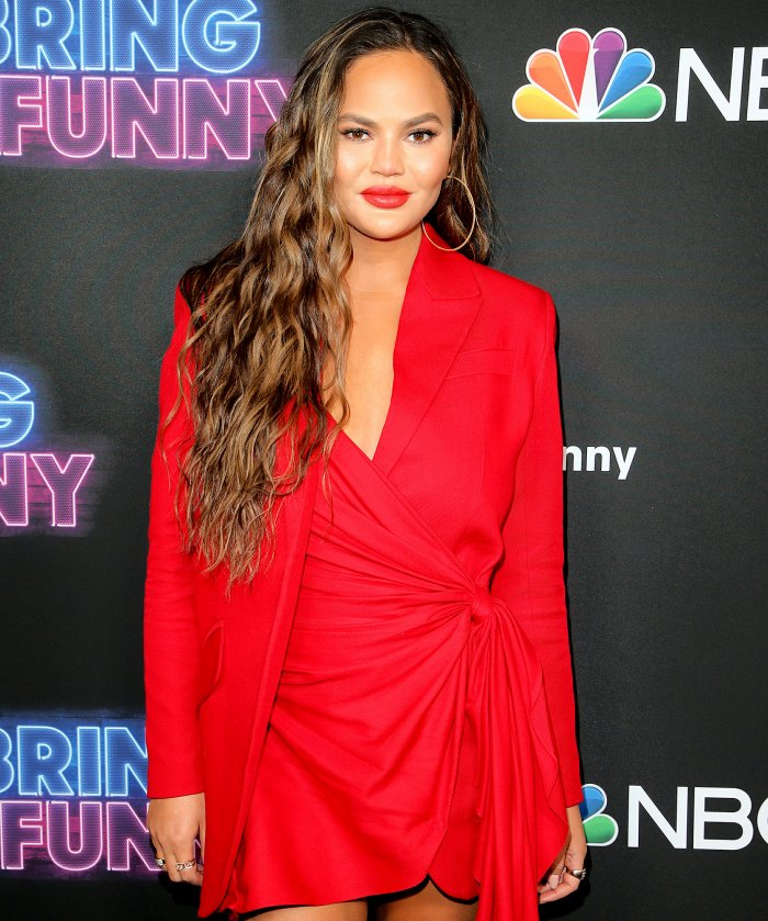 Chrissy Teigen Is Slowly Healing After Pregnancy Loss With Intense Grief Counseling