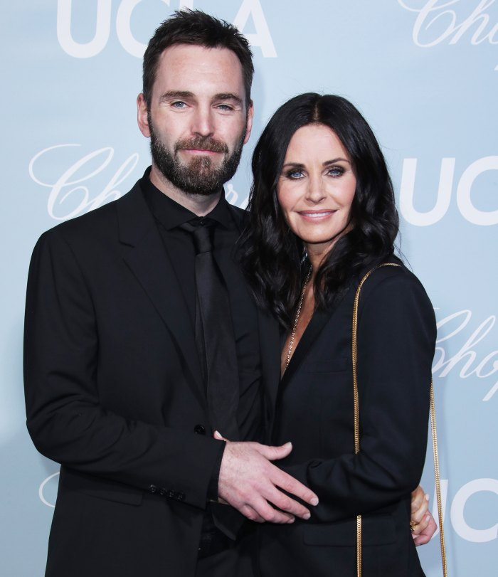 Courteney Cox and Johnny McDaid Reunite After 9 Months Apart
