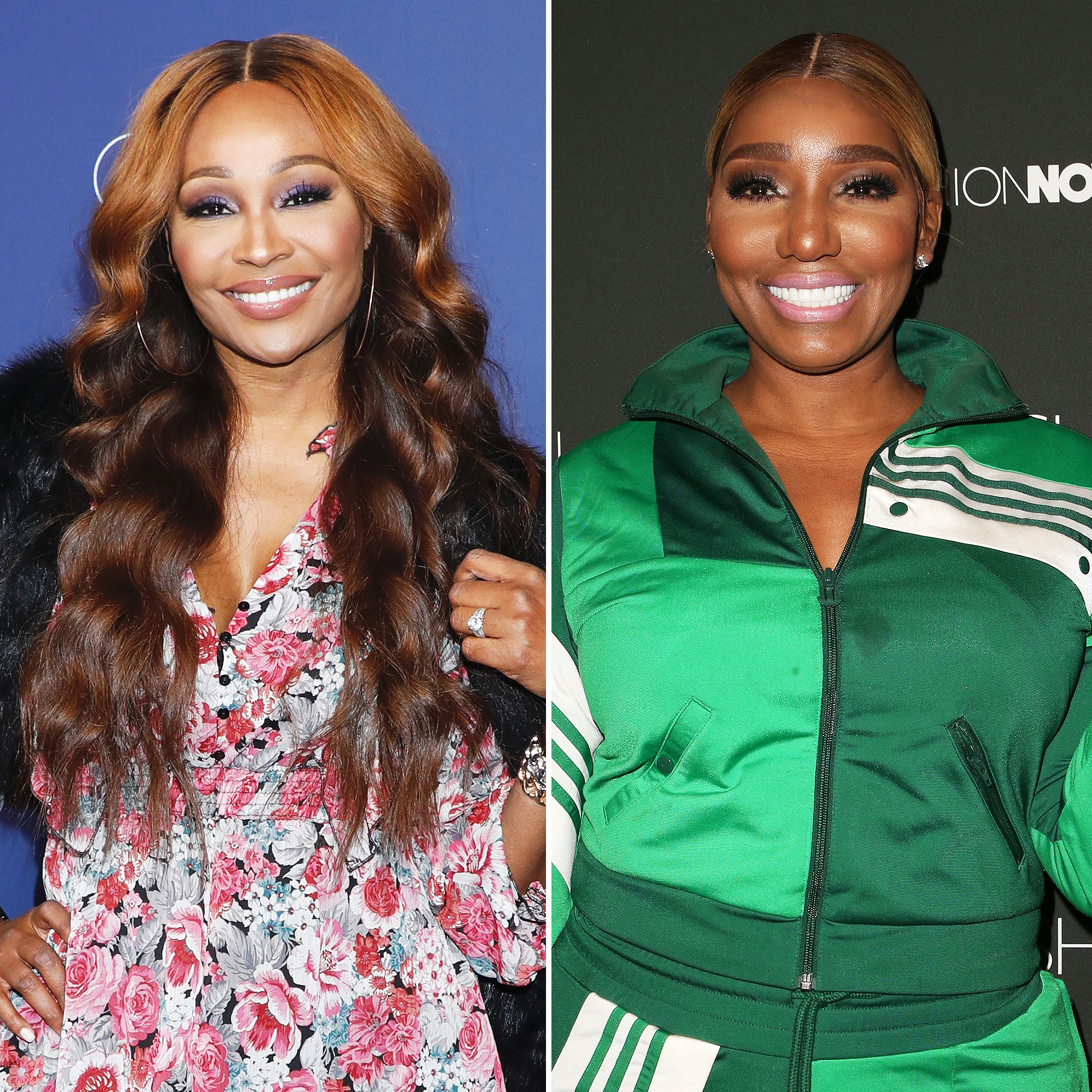 Cynthia Bailey Reveals How She Feels About NeNe Leakes Skipping Her Wedding