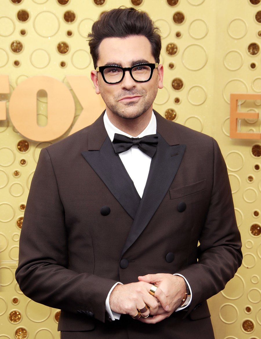 Daniel Levy at Emmys Awards 2019 Dan Levy Details Deep-Rooted Fear That Led to His Struggle With Anxiety
