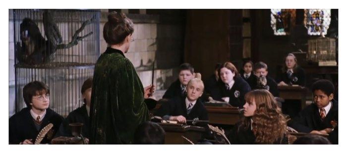 Daniel Radcliffe revela el momento de NSFW que sucedió con un mono durante Harry Potter y la cámara secreta