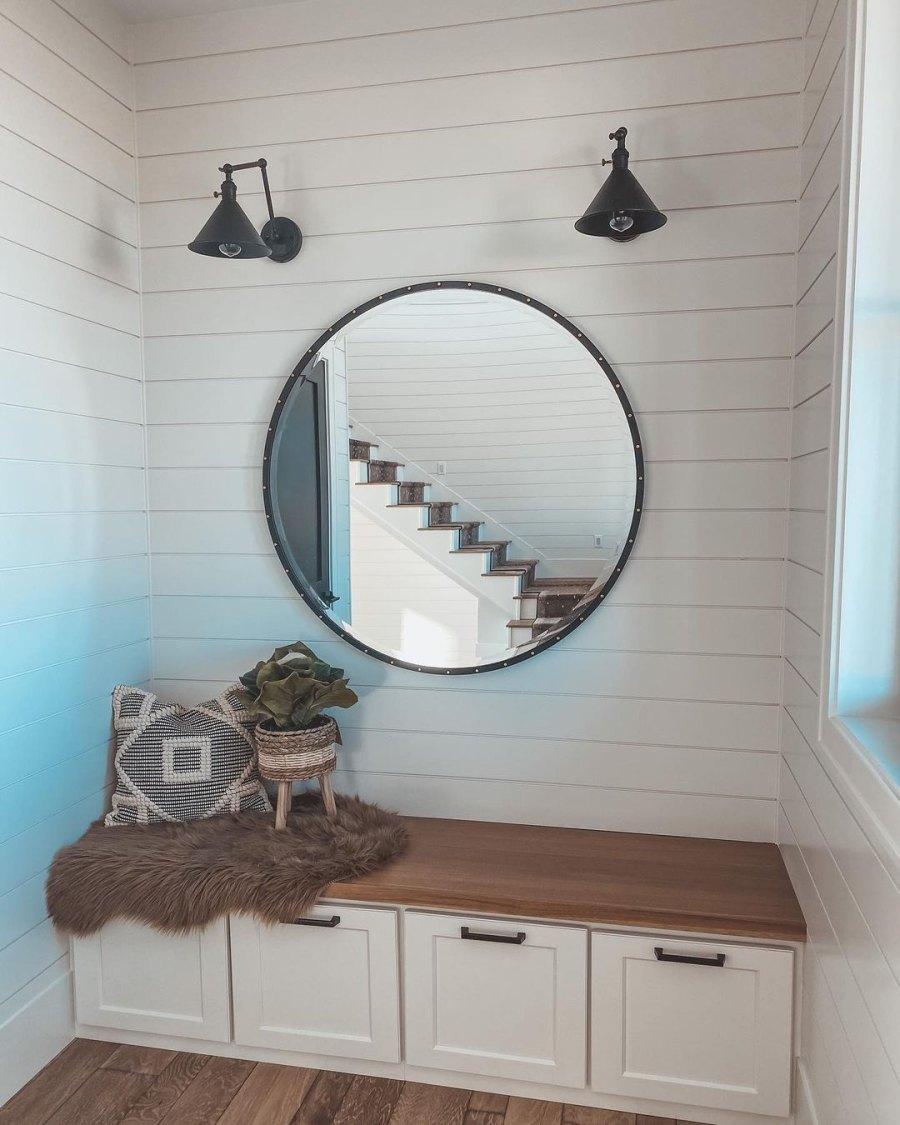 DeBoers house build mirror