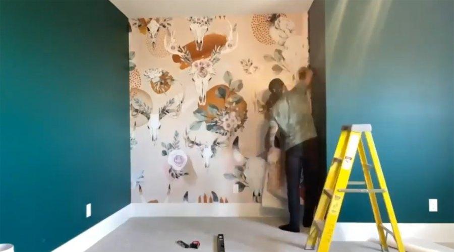 DeBoers house build wallpaper