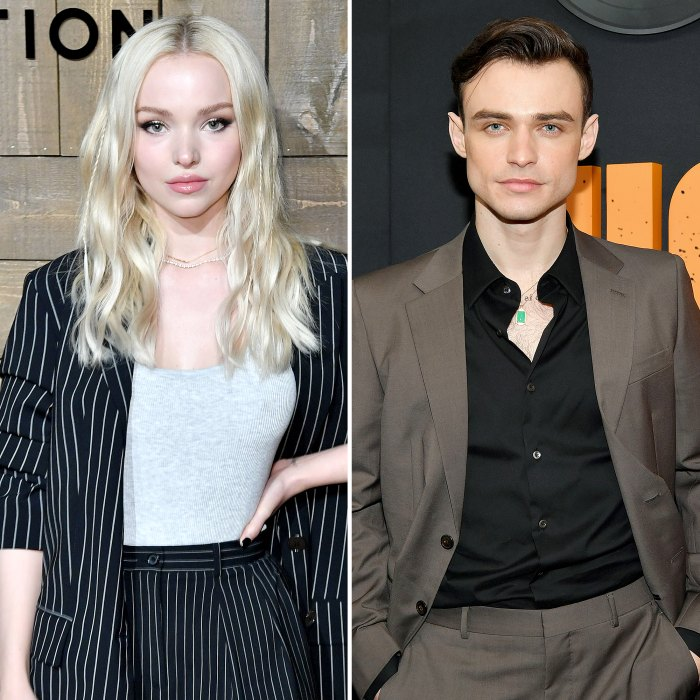 Dove Cameron Says Shes Hard Nights After Thomas Doherty Split