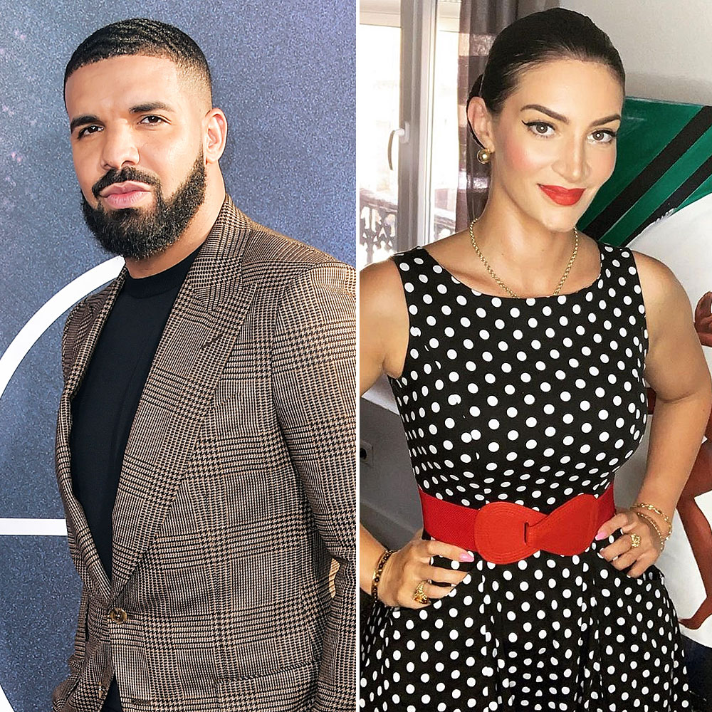 Drake and Sophie Brussaux Are Happily Coparenting Their Son Adonis
