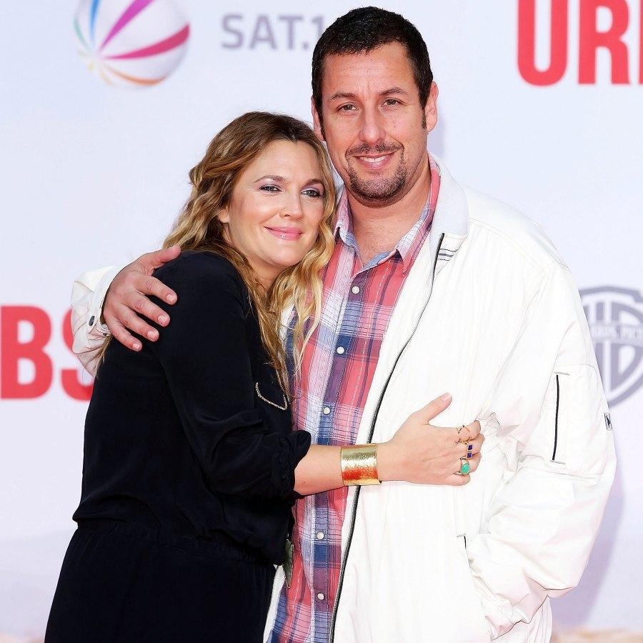 Drew Barrymore Adam Sandler Tease 4th Movie Together