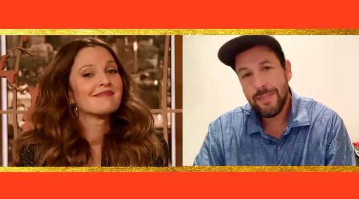 Drew Barrymore Adam Sandler se burlan de la cuarta película juntos