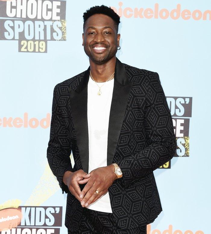Dwyane Wade asiste a los Nickelodeon Kids Choice Sports Awards Dwyane Wade comparte conmovedora cita sobre el amor incondicional por su hija Zaya