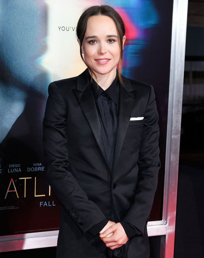 Hello, Elliot! Ellen Page Comes Out as Trans, Uses He/They Pronouns