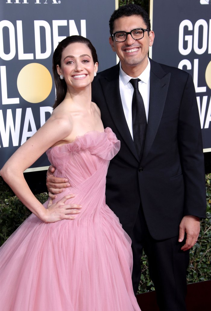 Emmy Rossum and Sam Esmail Expecting 1st Child Pregnant