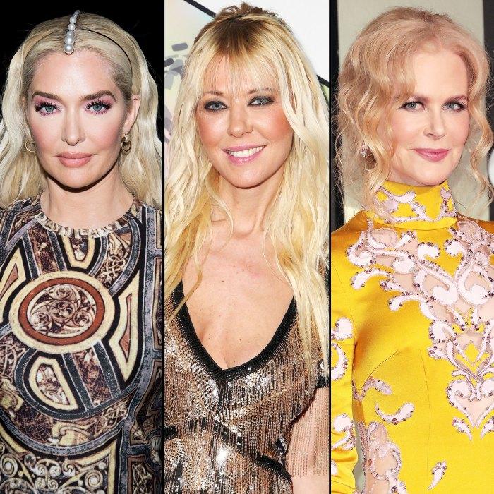 Erika Jayne Divorce Drama y Tar Reid le ofrecen un papel a Nicole Kidman