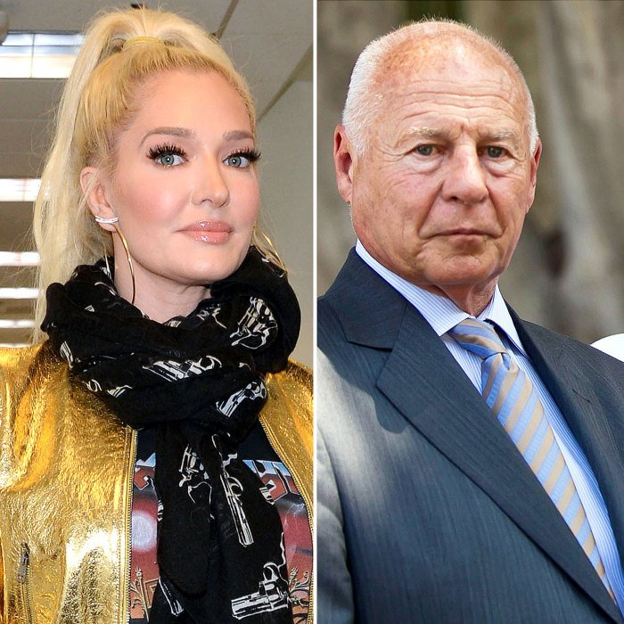 Erika Jayne Divorce Is Sham Protect Her Tom Girardi Money Lawsuit Alleges