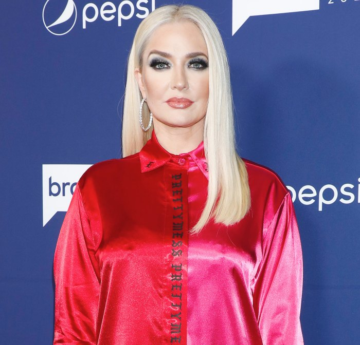 Erika Jayne Shares Cryptic Tweet in Wake of Divorce Lawsuit Drama