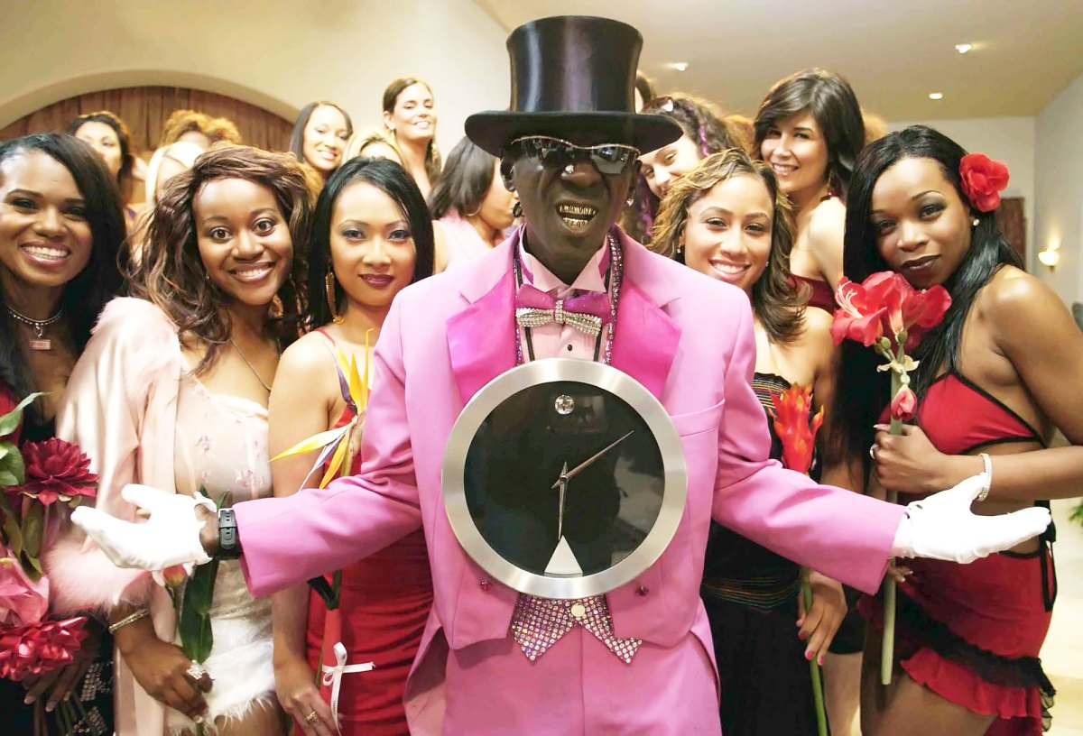 From flavor of love dating