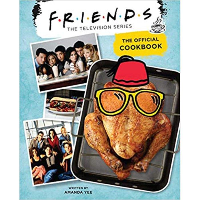 Amigos-Libro de cocina