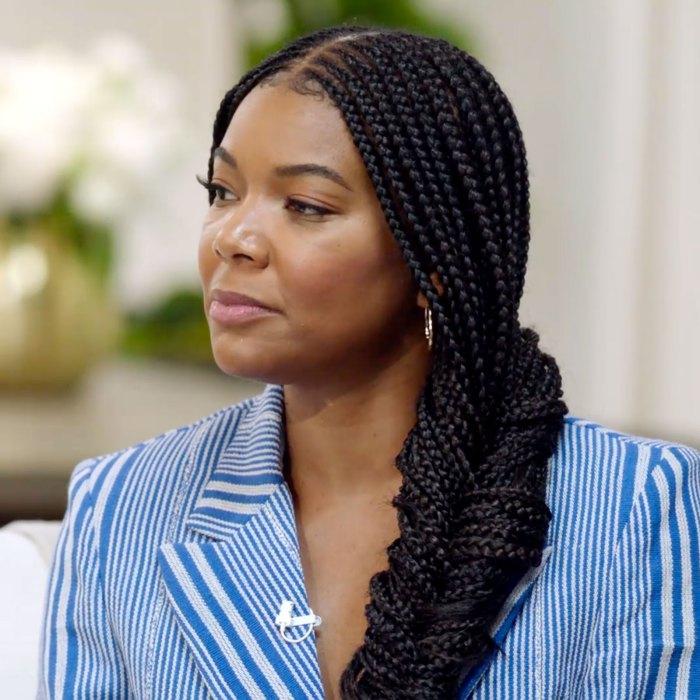 Gabrielle Union detalla el viaje de su hijastra Zaya Wade Tranquilidad con Taraji