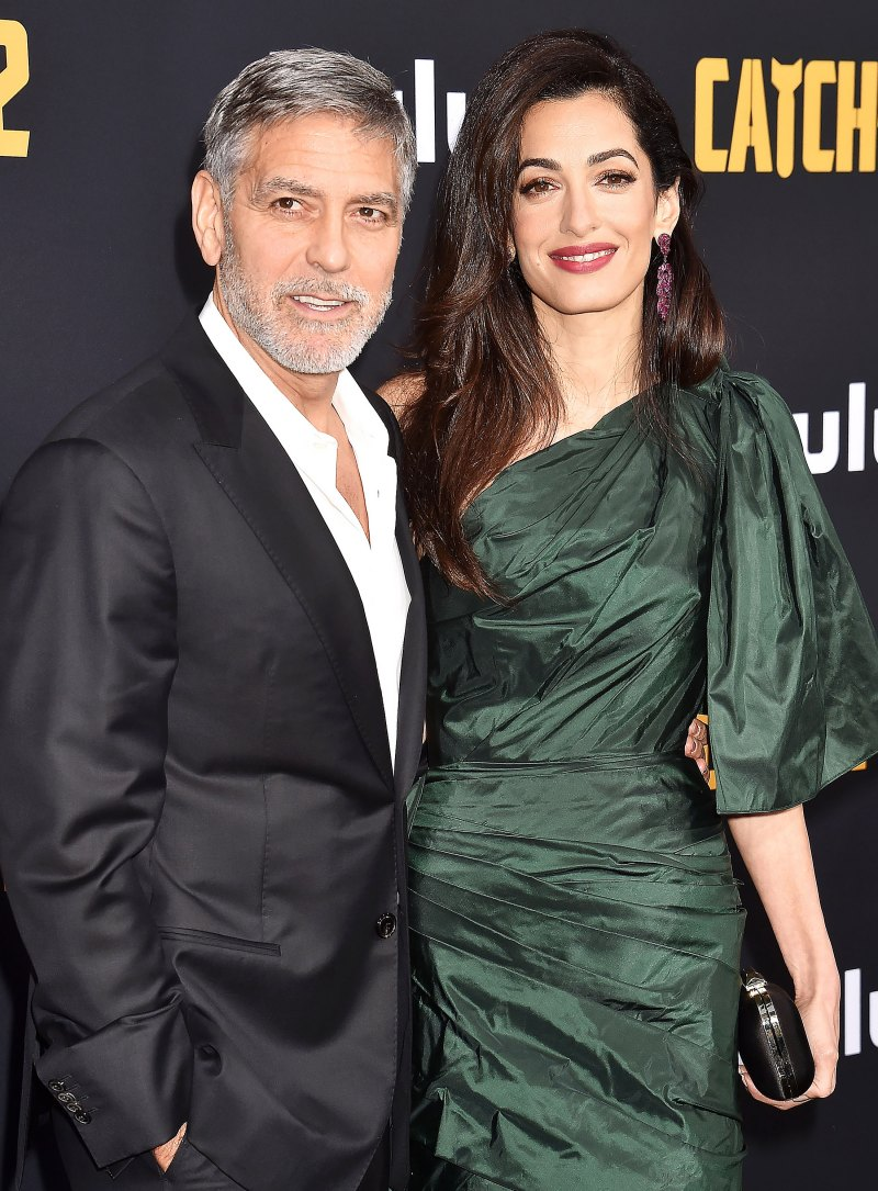 Everything We Know George and Amal Clooney Have Said About Parenthood George-Amal-Clooney-Kids-Are-Fluent-In-Italian-Promo
