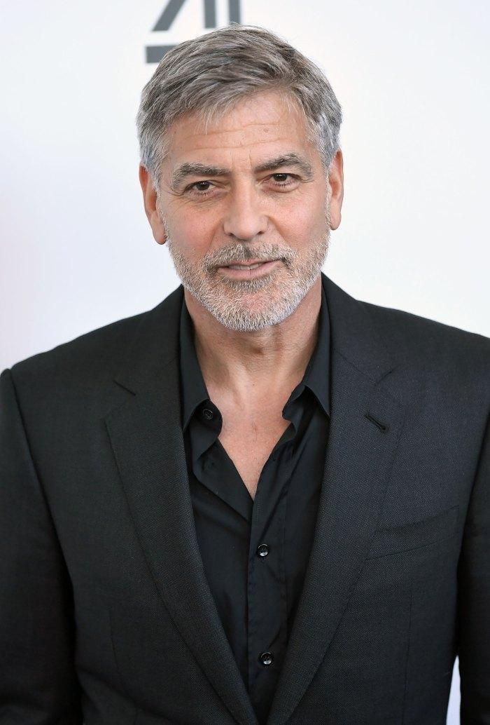 George Clooney revela que fue hospitalizado después de perder peso demasiado 'rápido'