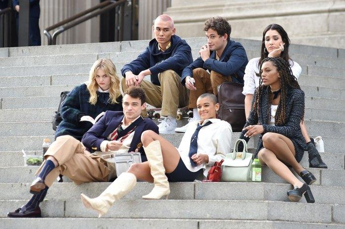 Gossip Girl Rebot Cast
