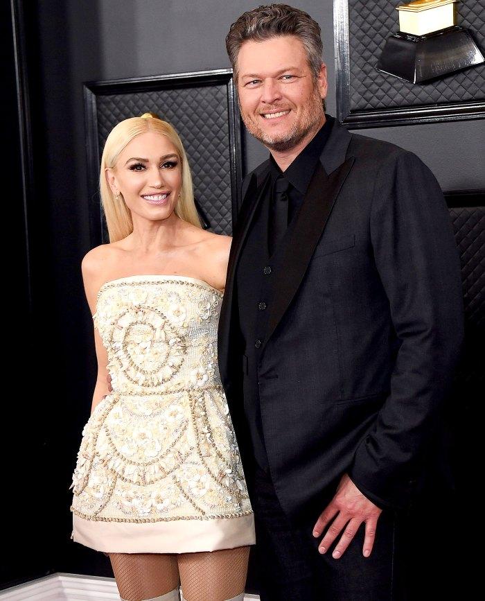 Gwen Stefani revela su mayor sueño para su boda con Blake Shelton 1