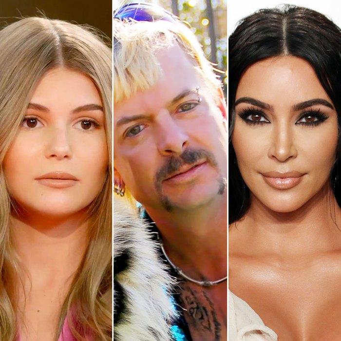 Hot Hollywood Podcast Olivia Jade habla y Joe Exotics súplica a Kim Kardashian