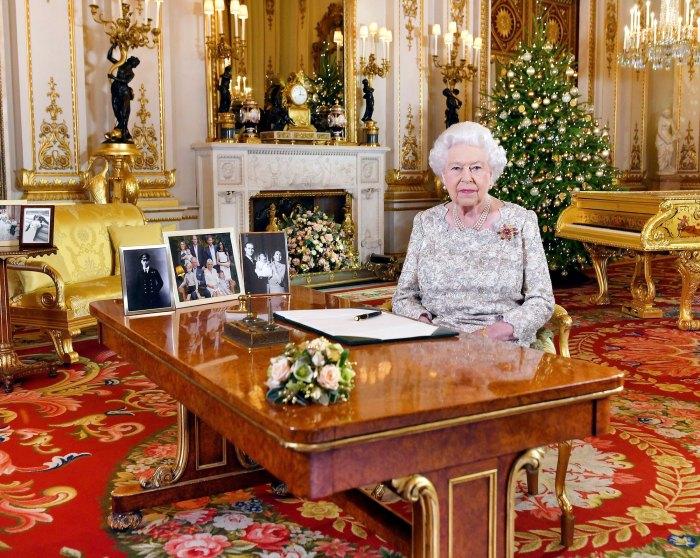 Cómo pasará la Navidad la reina Isabel el Príncipe Felipe