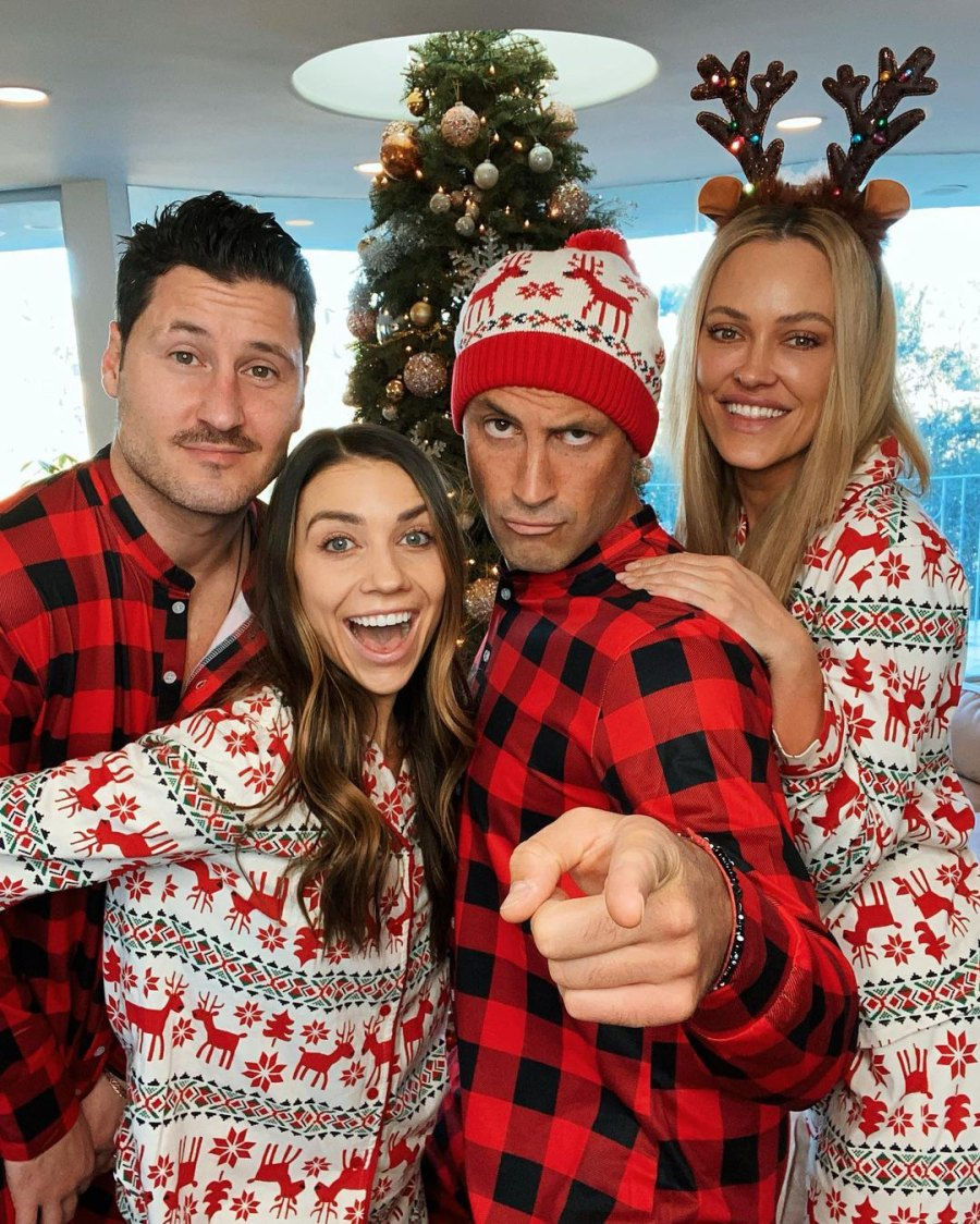 Jenna Johnson How Stars Celebrated Christmas 2020