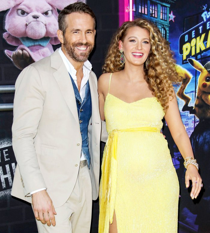 Dentro de Blake Lively Ryan Reynolds Solid Marriage
