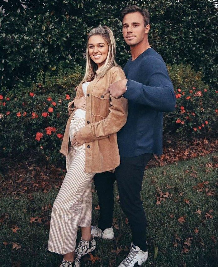 Dentro del primer embarazo de Sadie Robertson