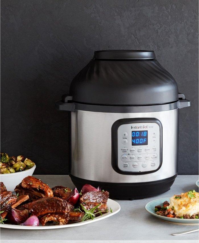 Combo Instant Pot Duo Crisp ™ + Air Fryer
