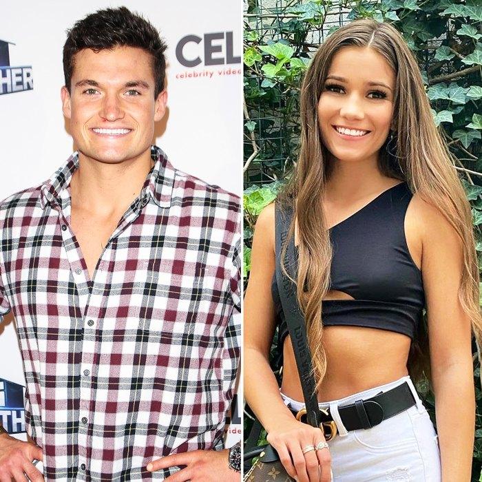 Jackson Michie y Morgan Simianer provocan rumores de citas