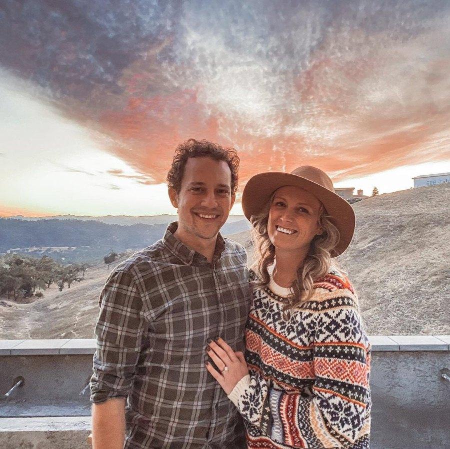 Jacob Zachar Brittany Saberhagen Celebrity Pregnancy Announcements of 2020