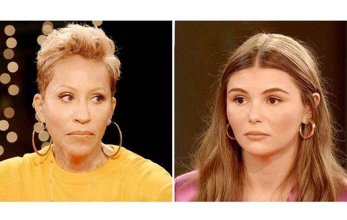 Jada Pinkett Smith Mom Adrienne Grills Olivia Jade About White Privilege