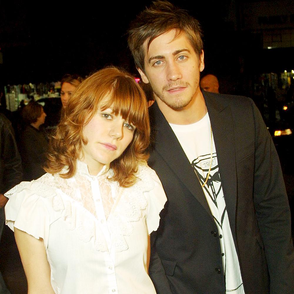 jake gyllenhaal dating record)