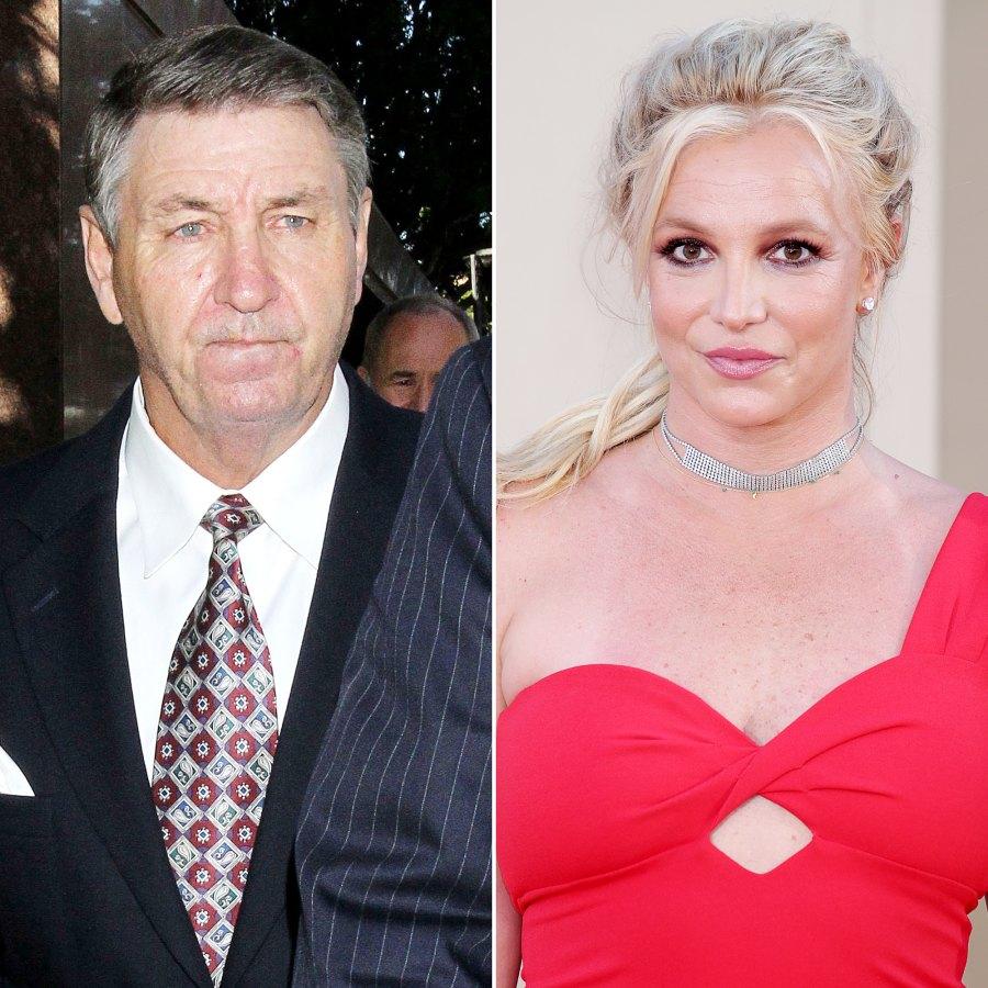 Jamie Spears Says He Hasnt Spoken Britney Months Amid Legal Battle