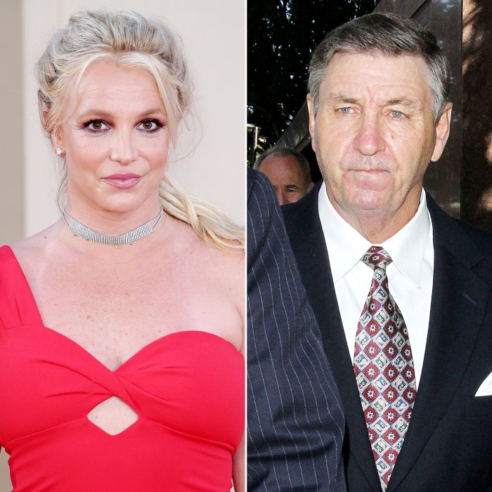 Britney Spears Dad Says He Hasnt Spoken Her Months I Miss Her