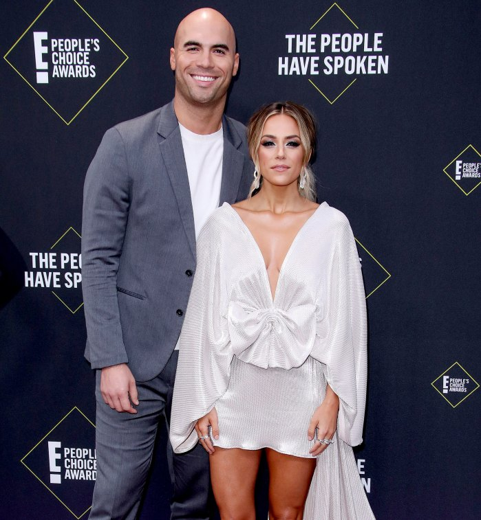 Jana Kramer and Mike Caussin Mark Most Sober Year of His Life Amid Sex Addiction Battle