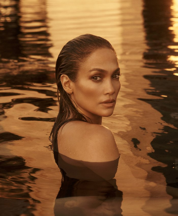 First Look at Jennifer Lopez Beauty