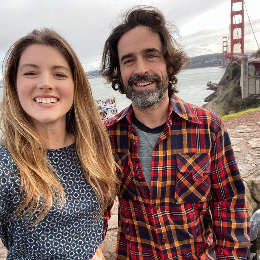 Jesse Bradford and Andrea Watrouse Pandemic Pregnancies