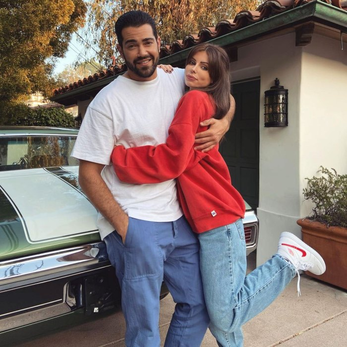 Jesse Metcalfe Goes Instagram Official With Girlfriend Corin Jamie Lee Clark