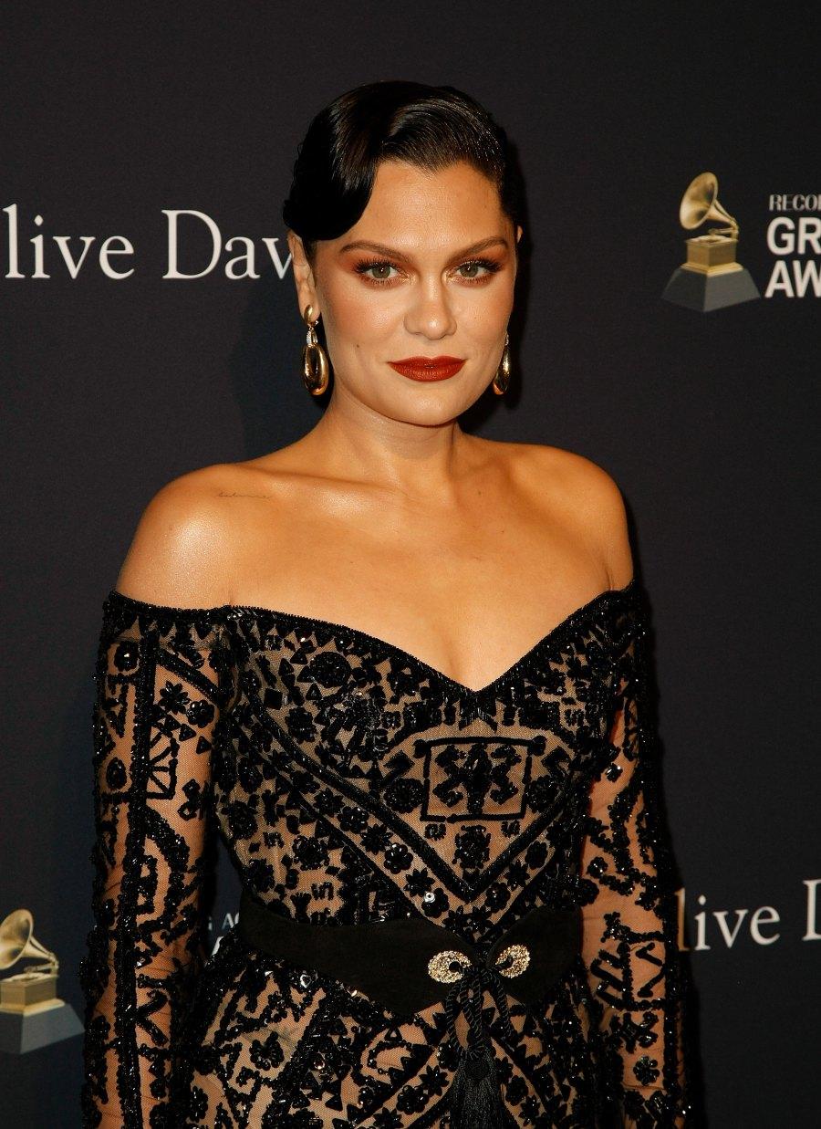 Celebrity Health Scares: Jessie J