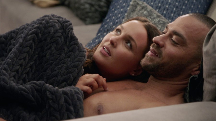 Jesse Williams Camilla Luddington Greys Anatomy TV Couples We Need to Get Together in 2021