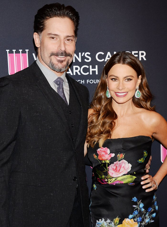 Joe Manganiello Reveals Sofia Vergara's Reaction to His Blue Mohawk