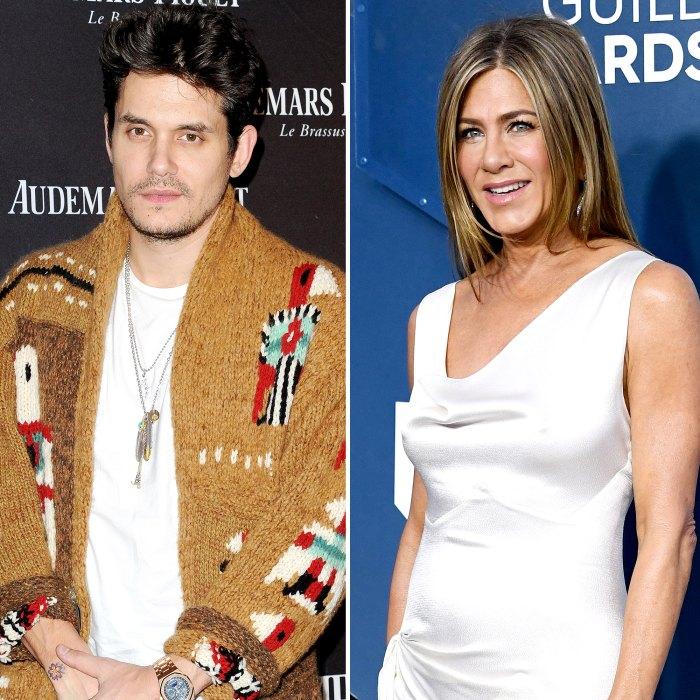 John Mayer Likes Pics From Jen Aniston Fan Account 2