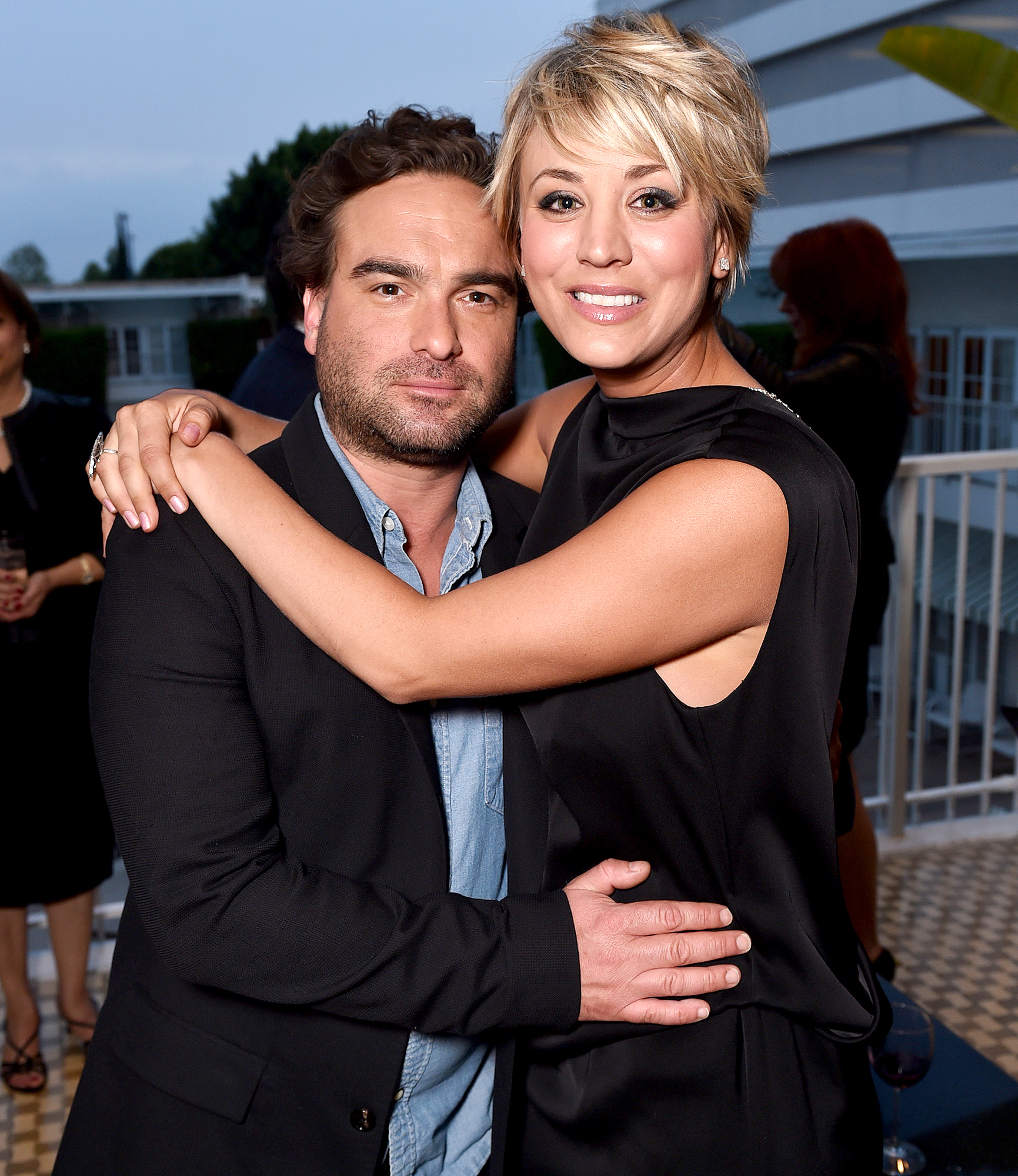 'Adore You!' Johnny Galecki Gushes Over Kaley Cuoco After Alaina Meyer Split