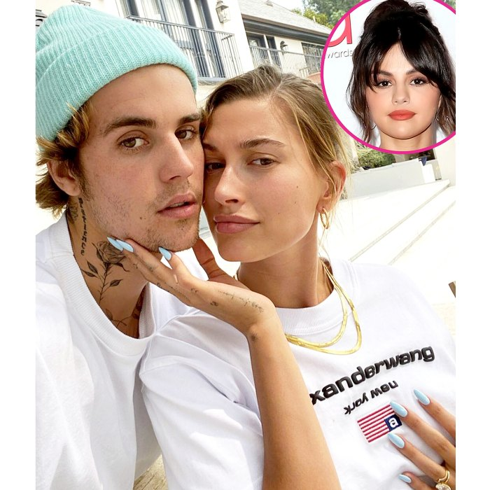 Justin Bieber Hailey Clap Back at Trolls Bullying Them About Selena Romance